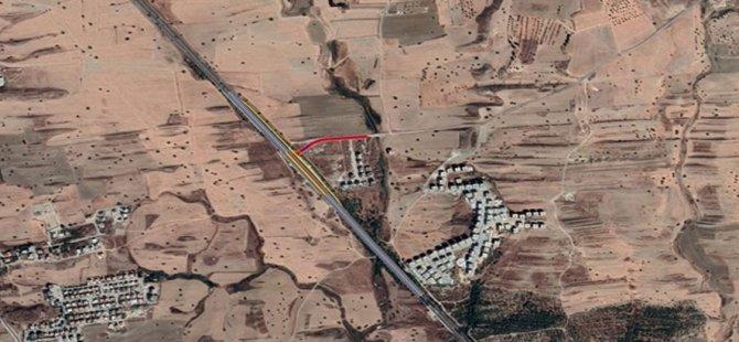 Girne - Lefkoşa Anayolundan Lavinium Sitesine giriş çıkış yapılması için hazırlanan projede ihale süreci tamamlandı