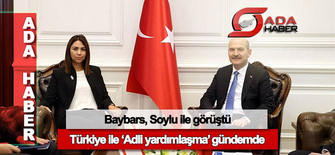 Türkiye ile 'Adli yardımlaşma' gündemde