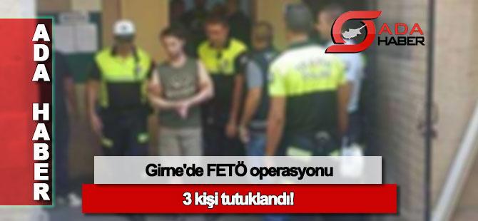 Girne'de FETÖ operasyonu: 3 kişi tutuklandı!