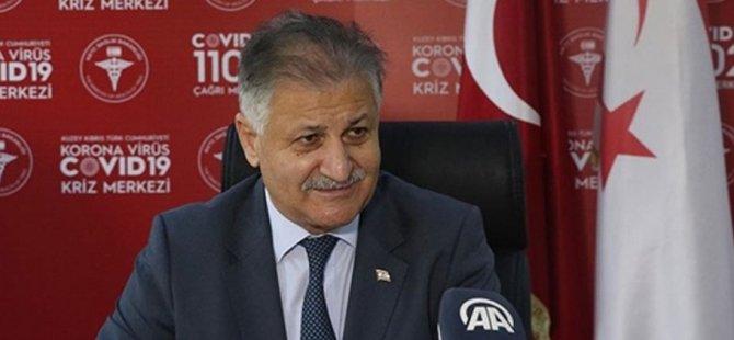Sağlık Bakanı Pilli: 15 Ocak'a kadar ilk aşılama işlemi başlayacak
