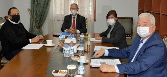 Cumhurbaşkanlığı Maraş Açılım Komitesi ilk toplantısını gerçekleştirdi