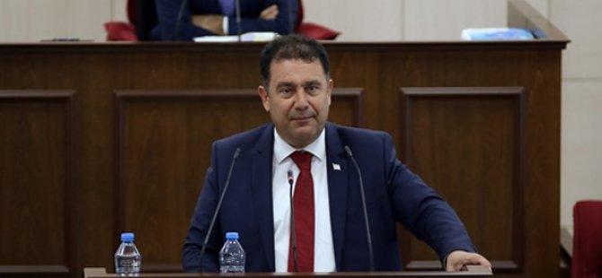 Başbakan Ersan Saner, erken seçim çağrısında bulundu