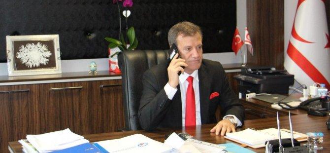 Arıklı, akaryakıt konusunda Türkiye'den yardım istedi