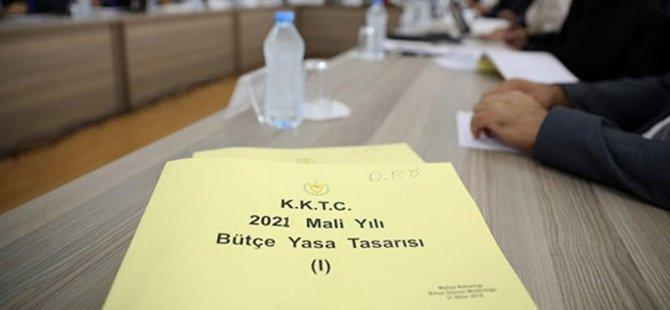 2021 Mali Yılı Bütçe Yasa Tasarısı, komitede 10 Milyar 210 Milyon TL olarak kabul edildi
