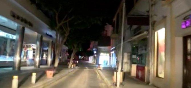 Kısmi sokağa çıkma yasağı 1 Şubat'a kadar uzatıldı