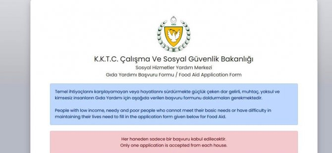 İhtiyaçlı vatandaşlara gıda desteği sağlanacak