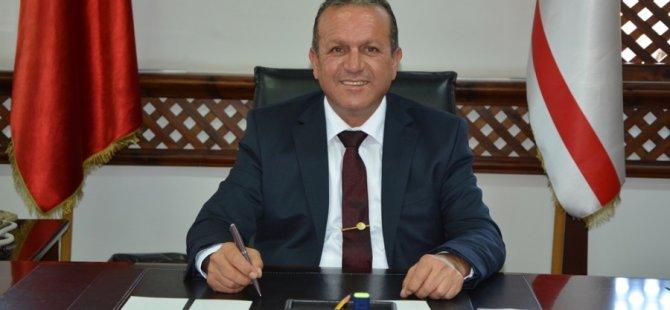 Ataoğlu, Emekli Piyade Albay Engin Naşit'in vefatı nedeniyle başsağlığı mesajı yayımladı
