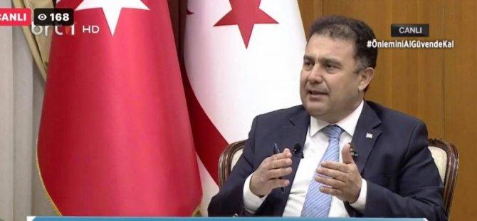 Başbakan Saner: Pilli'nin yorgun olduğunu gözlemledim, istirahatini uygun gördüm