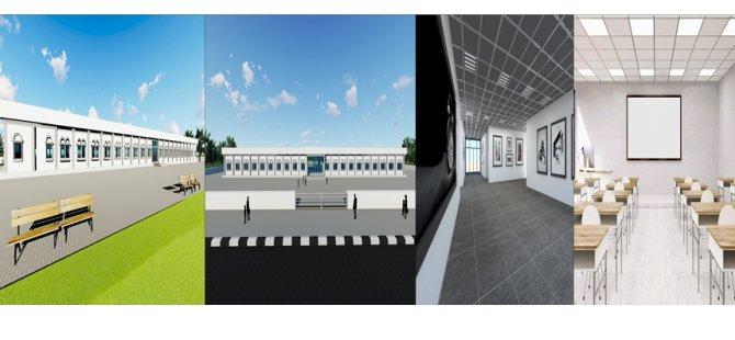 YDÜ Oluşumu, ilk inşaatı Gönyeli Yenikent'te yapacak