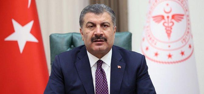 TC Sağlık Bakanı Koca: Kovid-19 ile mücadelemizi takdirle gündemine getiren yabancı devletler artıyor