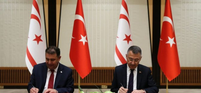 İşte Türkiye - KKTC 2021 yılı İktisadi ve Mali İşbirliği Protokolü