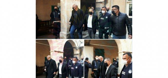 Eminoğlu'na 10 yıl, Özbekoğlu'na 5 yıl hapis