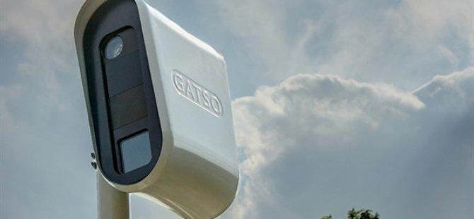 Girne-Güzelyurt ana yolununa kurulan yeni hız tespit kamerası cumartesi devreye giriyor