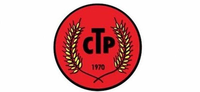 CTP: Bağımsız yargımıza müdahale edilmesine asla izin vermeyeceğiz