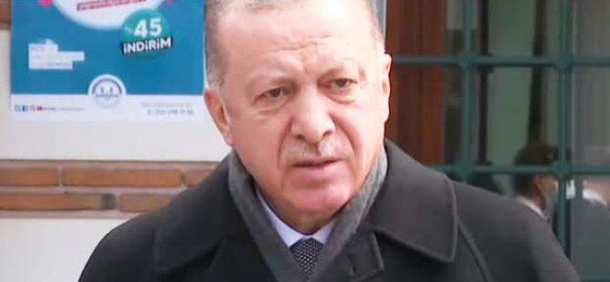 Erdoğan'dan KKTC'de alınan Kur'an kursları kararına çok sert tepki