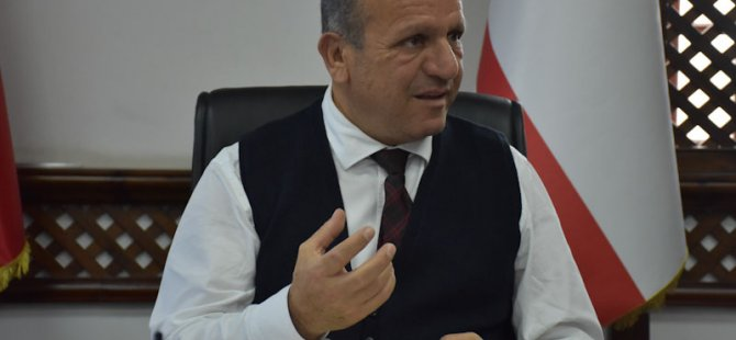 Ataoğlu, kapalı turizm ile adaya gelen yolcularla ilgili açıklamada bulundu
