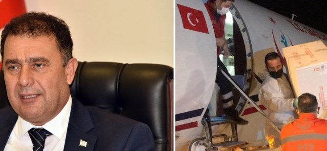 Başbakan Saner: Hedefimiz en kısa sürede halkın yüzde 60-70'ini aşılamak