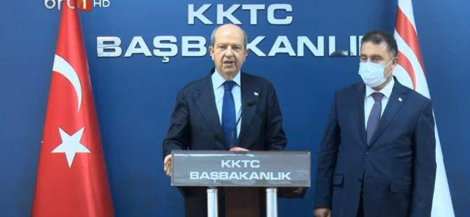 Cumhurbaşkanı Tatar: Gönül rahatlığı ile Cenevre'ye gideceğiz