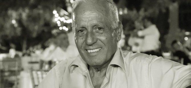 Turizm Bakanı Ataoğlu'nun babası Aziz Ataoğlu bugün son yolculuğuna uğurlanıyor