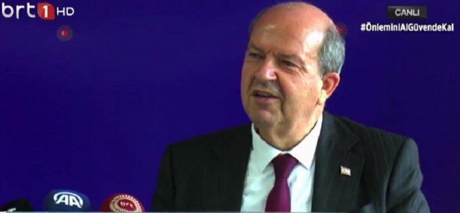 """Tatar, TC Cenevre Başkonsolosluğunun yeni hizmet binasının açılışında konuştu: """"Tarihi bir adım attık"""""""