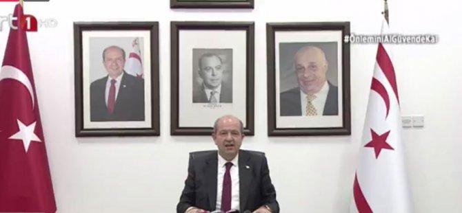 Cumhurbaşkanı Tatar: Bizim Cenevre'de yaptıklarımız bir dönüm noktasıdır