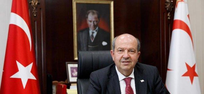 Cumhurbaşkanı Tatar: Anastasiadis küstah görmek istiyorsa aynaya bakmalı