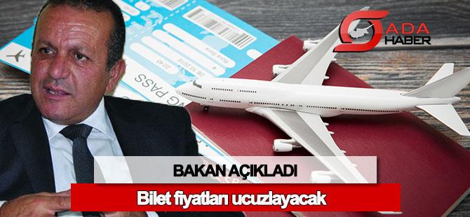 Ataoğlu: Bilet fiyatları düşecek