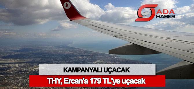 THY, Ercan'a 179 TL'ye uçacak
