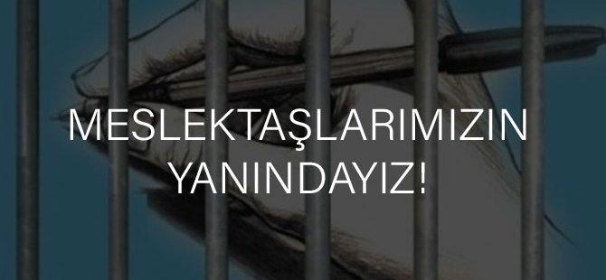 Gazetecilerin 6 yıl hapsi isteniyor!