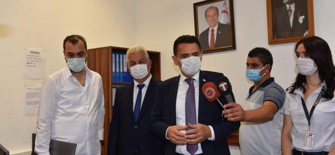 ERCAN HAVAALANI'NDA E-GÜMRÜK PİLOT UYGULAMASI BAŞLADI