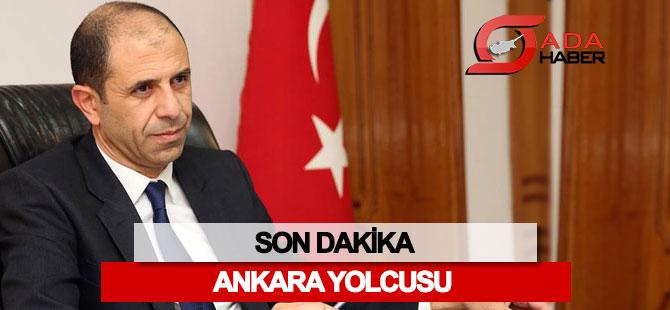 Özersay Ankara yolcusu