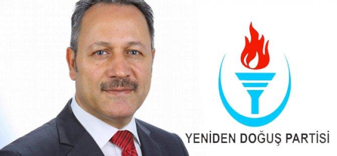 Öztürk: YDP, tarihi konuşma sırasında Meclis önünde olacak