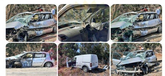 Aydınköy'de ölümlü kaza