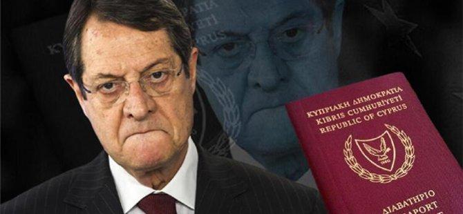 """Anastasiadis: """"Kıbrıs Cumhuriyeti'ni tanımayanlar, Kıbrıs Cumhuriyeti pasaportuna sahip olamaz"""""""