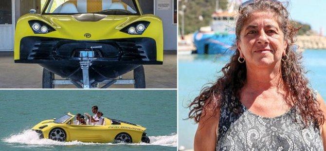 Ağlayan çocukları görünce aklına geldi! Türkiye'de ilk olan araç KKTC'ye satıldı