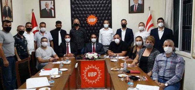 UBP Lefkoşa İlçesi kurultayda 'tarafsızlık' kararı aldı