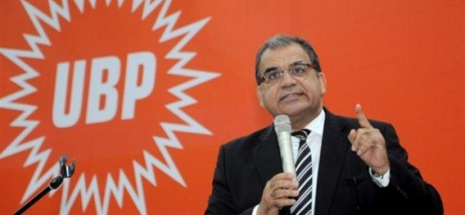 Sucuoğlu: UBP'nin içerisinde olmayacağı hiçbir hükümet modeli mümkün değildir