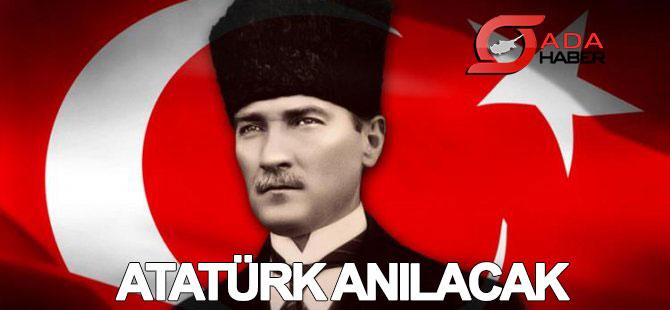 Atatürk, ölümünün 80'inci yıl dönümünde KKTC'de anılacak
