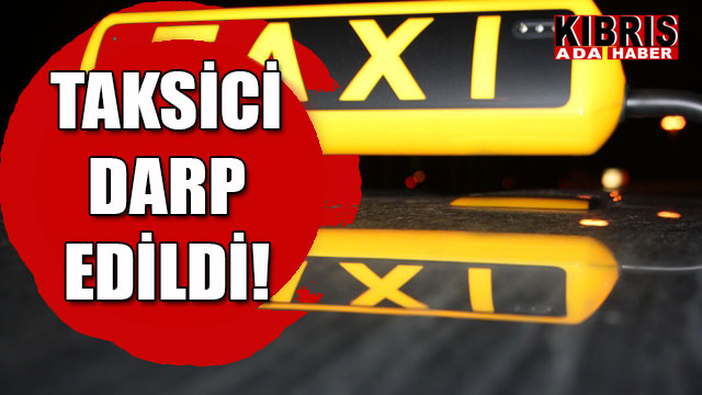 Vücut geliştirme şampiyonu taksiciyi dövdü!