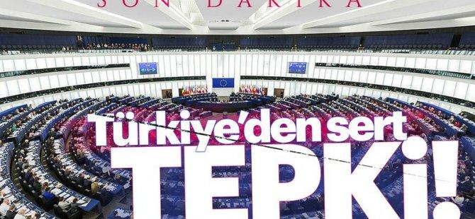 AP'nin skandal raporuna Türkiye'den bir tepki daha