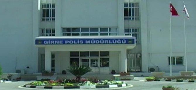 Girne Polis Müdürlüğü'nde görev değişikliği