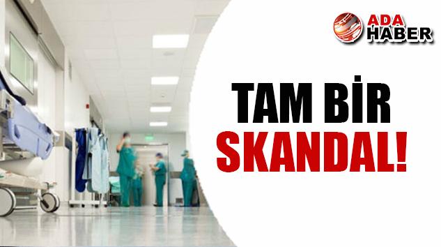 Acil'de kalp hastasına hap verip gönderdiler!