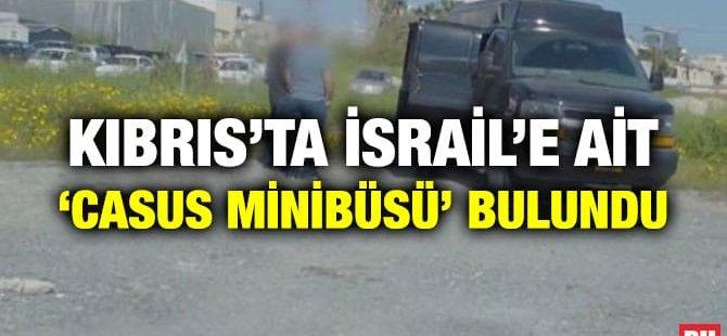 'Casus minibüsü' Kıbrıs'ı karıştırdı