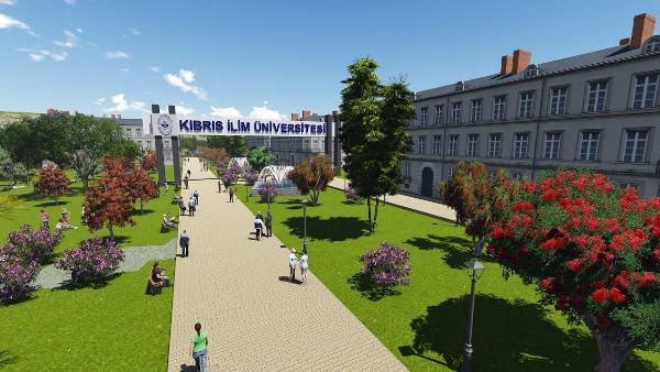 Kıbrıs İlim Üniversitesi hızla büyümeye devam ediyor