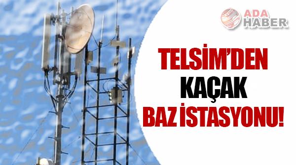 Telsim 'kaçak baz istasyonu' kurmaya çalıştı!