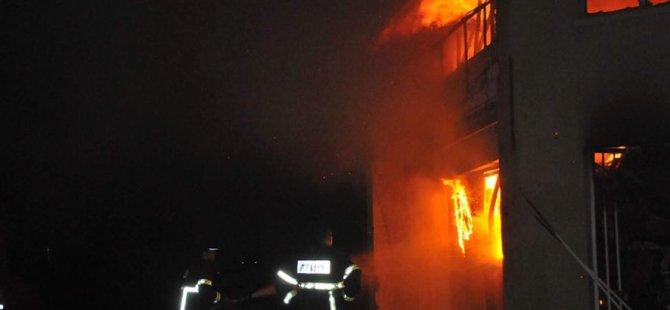 Hamitköy'deki yangınla ilgili 10 kişi tutuklandı!