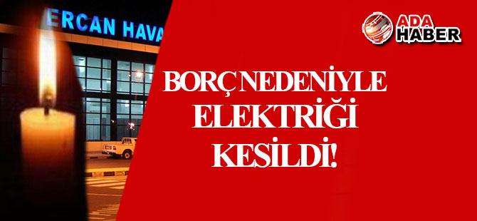 T&T Airport ile CAS arasında elektrik krizi!