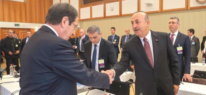 AA, Kıbrıs Konferansı'nı analiz etti