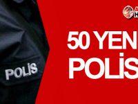 50 yeni POLİS