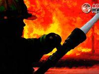 Lefkoşa, Haspolat ve Yeşilyurt'ta yangın!
